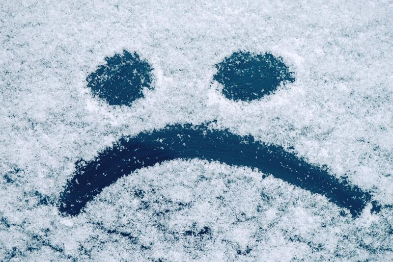 zimowe przygnębienie
