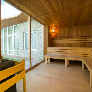 Sauna - kabina