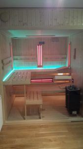 sauna infrared producent