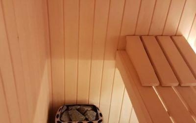Montaż sauny na poddaszu