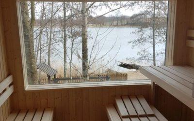 Zalety korzystania z sauny infrared