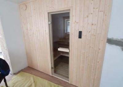 sauny finskie