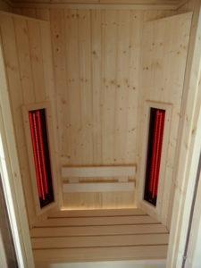 kabina sauuny fińskiej